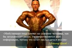 А. Щёголев, чемпион мира по версии WFF_3